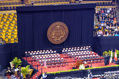 Sean NEU Graduation, TD Garden, Boston