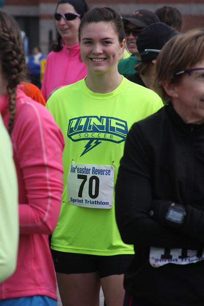 IMG4_36949 Kristin UNE Sprint Triathlon