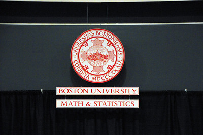 Joshua BU CAS Math & Statistics Convocation 2014