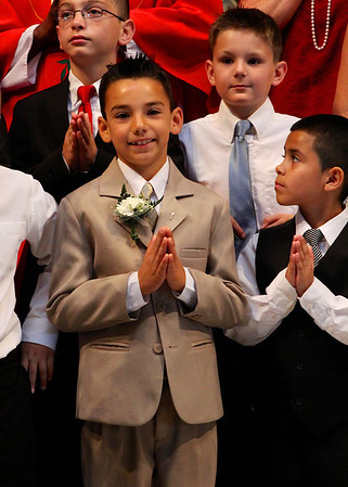 Tommy's Confirmation/Communion 5/2014