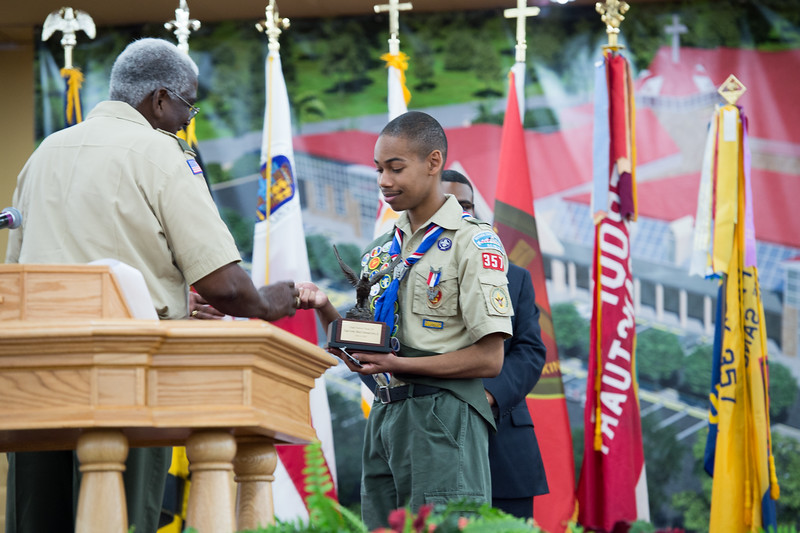 Boy Scout Troop 357 Eagle Scout Court of Honor Ceremony
