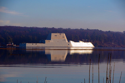 Zumwalt DDG 1000 Alpha Sea Trials