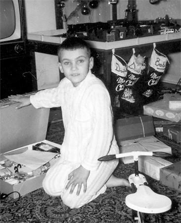 Age 7 12a Bob Xmas 54