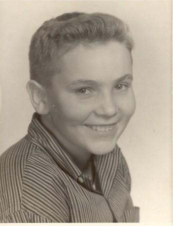 Age 12 17 Bob about 10 school pic
