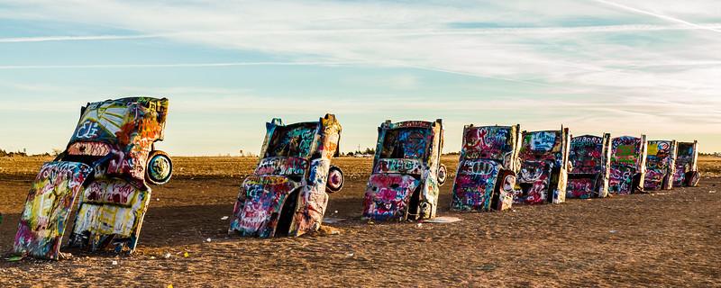Cadillac Ranch - Amarillo, TX