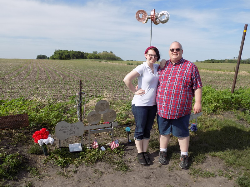 Memorial Day Trip to Iowa