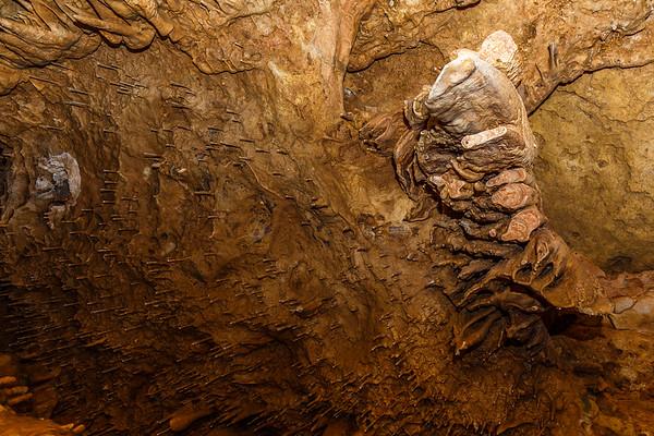 Natural Bridge Caverns - San Antonio, TX