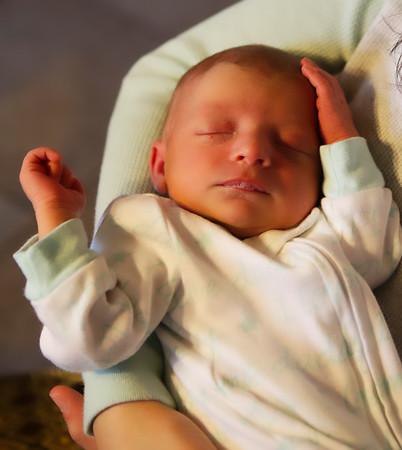 Baby Katiya Lucje