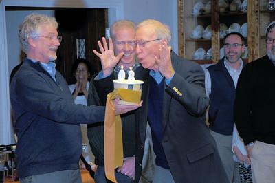 Cliff Ives 80th Birthday Celebration