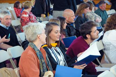 Hannah Baccalaureate Liturgy 2017