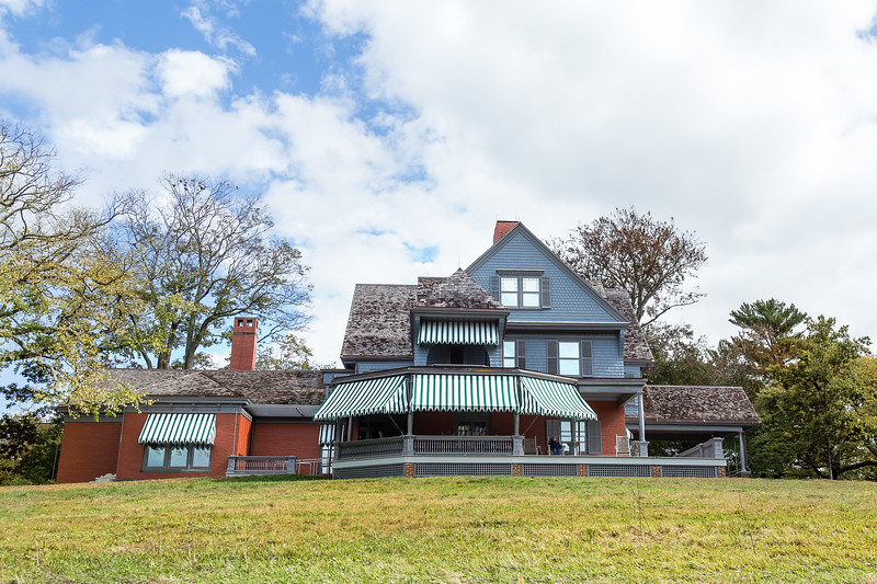 Sagamore Hill – Theodore Roosevelt's Winter White House