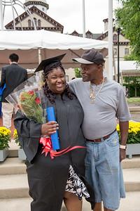 Tameka's Granduation -- 5/19/2017
