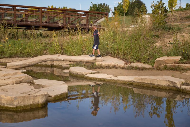 Twin Silo Park
