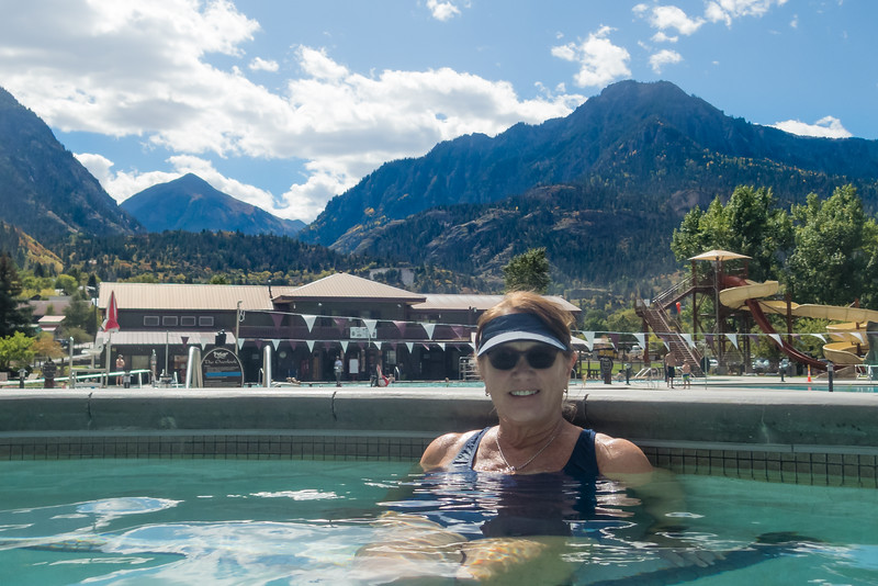Ouray Hot Springs Pool - Ouray, CO