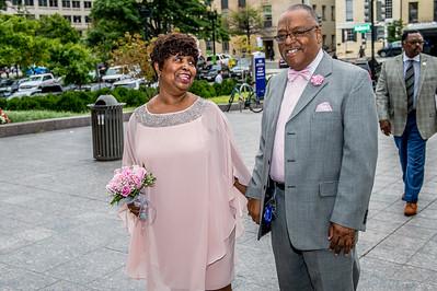 Gertrude & Robert's Wedding