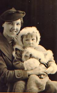 Kay-38: May (Maisie) McKeown and Barbara Gorman