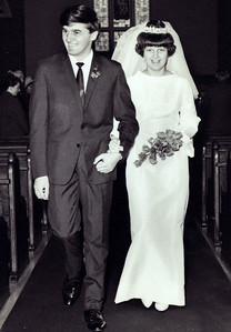 Kay-02: Kenneth (Ken) and Mildred Gorman 6th Oct 1965