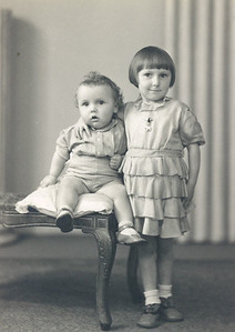 Kay-03: Barbara and Trevor Gorman, October 1944