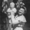 Jay and his mommy<br /> 6/15/45