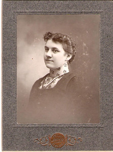 8 - Rosina Carolina Magdaline Alwin, mother of RHT