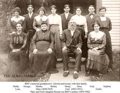 12 - Alwin family anniversary