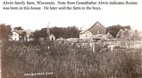 2 - Alwin family farm, wisc