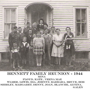 13- Bennett family reunion