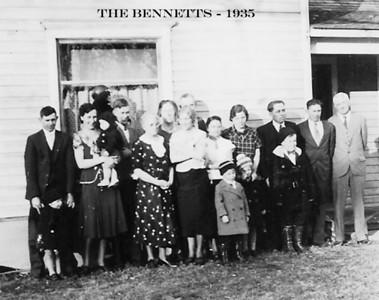 12b - Bennett family 1935