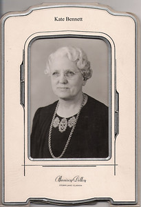 14 - Kate Bennett as older woman