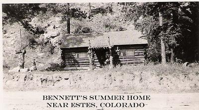5 - Bennett's summer home