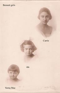 10 - Bennett girls