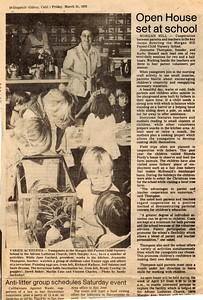 Jeannette Open House 1978