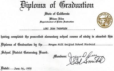 Lori Graduation