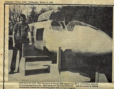 Bob BD-5 1975