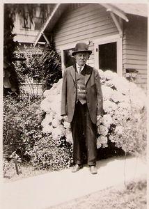 Carrie bennett's maternal grandfather, Lewellen