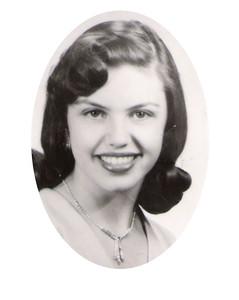 24 - janene engagement 1957