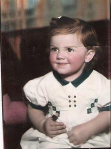 10 - janene elizabeth thompson age 2