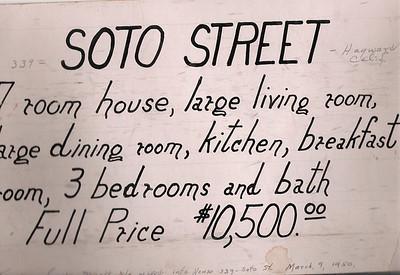 18b - Hayward house sale sign