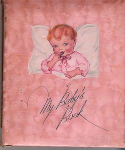 8b - janene's baby book