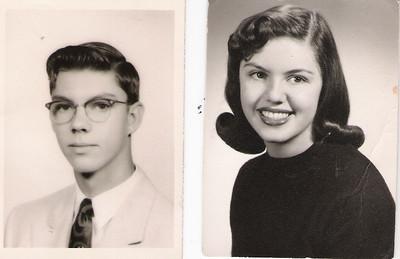 22 - bob and janene, high school