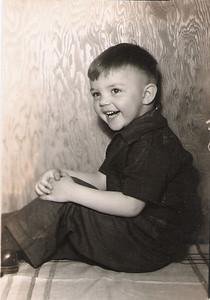 11  Robert Loel Thompson age 4
