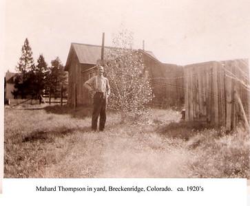 4c - Mahard Thompson, 1920s