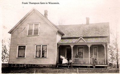 Frank Thompson farm in Wisc