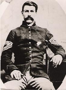 1b - Charles Thompson, in uniform