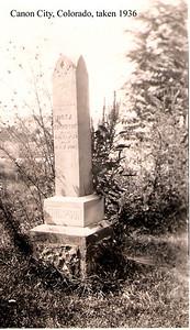 3d - rosina Thompson gravestone