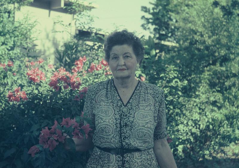 Harlingen, August 1956. Pearl Bodin.