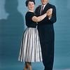 Dance classes, 1958.