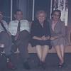 Christmas 1956. Joe Bodin, Bob(?), Lula, Aunt Ruth Perkins