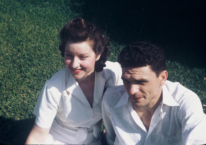 Gertrude, & Herman, 1944. 2411 Swift St.