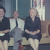 Christmas 1956. Pearl & Joe Bodin, Lula (Pearl's sister)